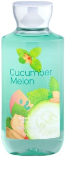 Bath & Body Works Cucumber Melon gel de ducha para mujer