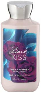Bath & Body Works Dark Kiss leite corporal para mulheres