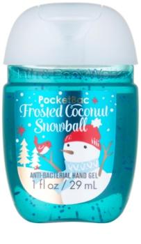 Bath & Body Works PocketBac Frosted Coconut Snowball gel para manos