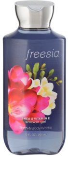 Bath & Body Works Freesia gel de duche para mulheres