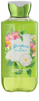 Bath & Body Works Gardenia & Fresh Rain gel de ducha para mujer 295 ml