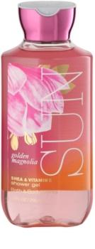 Bath & Body Works Golden Magnolia Sun Shower Gel for Women