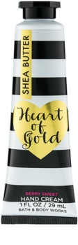 Bath & Body Works Heart of Gold crema de manos