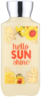 Bath & Body Works Hello Sunshine Body Lotion für Damen