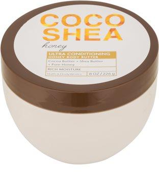 Bath & Body Works Cocoshea Honey manteiga corporal para mulheres 226 g