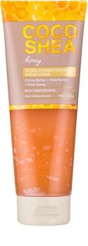 Bath & Body Works Cocoshea Honey exfoliante corporal para mujer 226 g