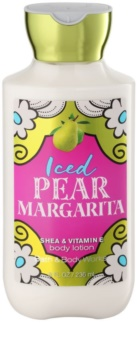 Bath & Body Works Iced Pear Margarita leche corporal para mujer 236 ml