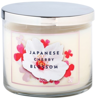 Bath & Body Works Japanese Cherry Blossom vonná sviečka