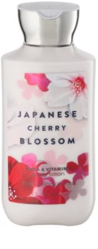 Bath & Body Works Japanese Cherry Blossom Body Lotion for Women