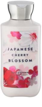Bath & Body Works Japanese Cherry Blossom telové mlieko pre ženy
