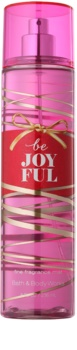 Bath & Body Works Be Joyful spray de corpo para mulheres 236 ml