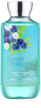 Bath & Body Works Juniper Breeze gel de ducha para mujer 295 ml