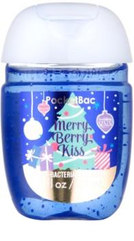 Bath & Body Works PocketBac Merry Berry Kiss gel  para as mãos