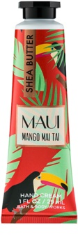 Bath & Body Works Maui Mango Mai Tai crème mains