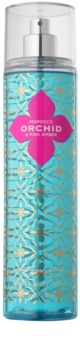 Bath & Body Works Morocco Orchid & Pink Amber spray de corpo para mulheres 236 ml