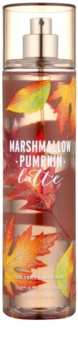 Bath & Body Works Marshmallow Pumpkin Latte spray corporal para mulheres 236 ml