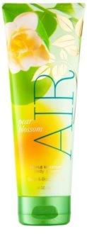 Bath & Body Works Pear Blossom Air crema corporal para mujer 226 g