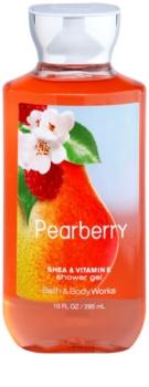 Bath & Body Works Pearberry gel de duche para mulheres 295 ml
