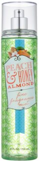 Bath & Body Works Peach & Honey Almond spray corporal para mujer