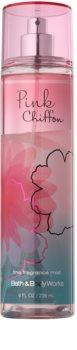 Bath & Body Works Pink Chiffon 12 spray corporel pour femme