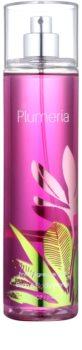 Bath & Body Works Plumeria spray corporal para mulheres