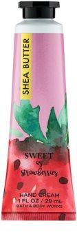 Bath & Body Works Sweet as Strawberries crema de manos