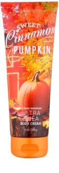 Bath & Body Works Sweet Cinnamon Pumpkin crema corporal para mujer 226 g