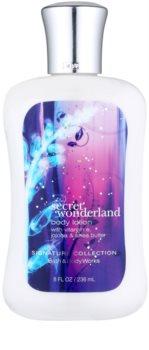 Bath & Body Works Secret Wonderland Body Lotion for Women