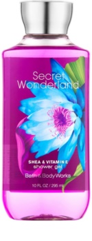 Bath & Body Works Secret Wonderland gel de duche para mulheres 295 ml