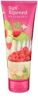 Bath & Body Works Sun Ripened Raspberry creme corporal para mulheres 236 ml