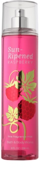 Bath & Body Works Sun Ripened Raspberry spray corporal para mulheres