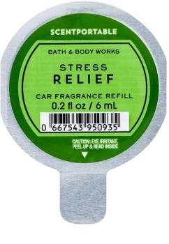 Bath & Body Works Stress Relief illat autóba utántöltő