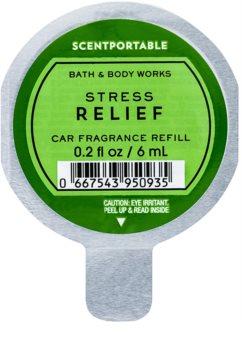 Bath & Body Works Stress Relief vôňa do auta náhradná náplň