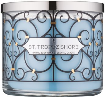 Bath & Body Works St.Tropez Shore vela perfumada  411 g