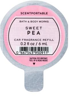 Bath & Body Works Sweet Pea ambientador auto recarga de substituição