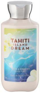 Bath & Body Works Tahiti Island Dream tělové mléko pro ženy 236 ml