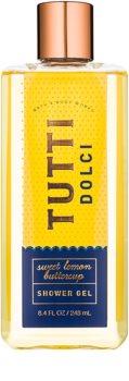 Bath & Body Works Tutti Dolci Sweet Lemon Buttercup gel de ducha para mujer 248 ml