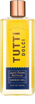 Bath & Body Works Tutti Dolci Sweet Lemon Buttercup gel de duche para mulheres 248 ml