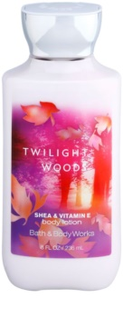 Bath & Body Works Twilight Woods leche corporal para mujer