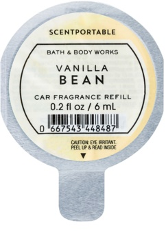 Bath & Body Works Vanilla Bean ambientador auto
