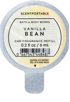 Bath & Body Works Vanilla Bean luftfrisker til bil