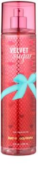 Bath & Body Works Velvet Sugar spray de corpo para mulheres 236 ml