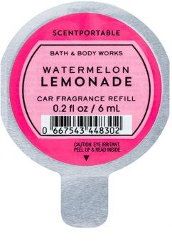 Bath & Body Works Watermelon Lemonade ambientador auto recarga de substituição