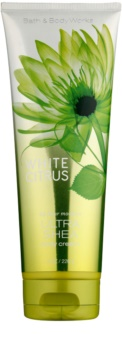 Bath & Body Works White Citrus crema corporal para mujer