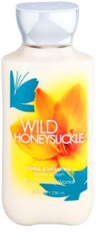 Bath & Body Works Wild Honeysuckle telové mlieko pre ženy