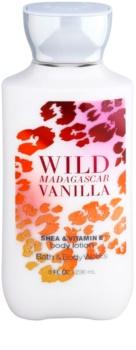 Bath & Body Works Wild Madagascar Vanilla tělové mléko pro ženy