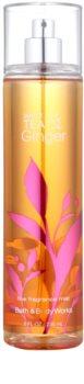 Bath & Body Works White Tea & Ginger Bodyspray für Damen