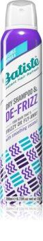 Batiste De-Frizz suchy szampon do włosów trudno poddających się stylizacji