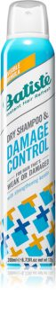 Batiste Damage Control сух шампоан  за увредена и крехка коса