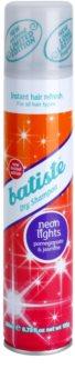 Batiste Fragrance Neon Lights suchý šampon pro všechny typy vlasů
